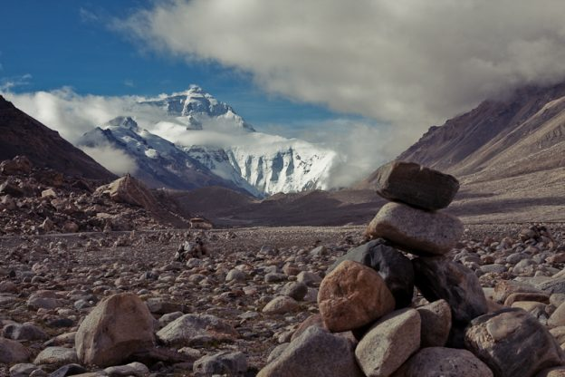 Monte Everest (Qomolangma)