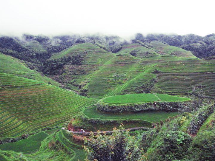 Vistas desde Tiantou